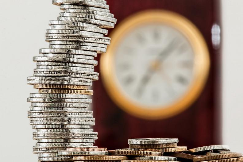 egy óra pénz, hogyan lehet